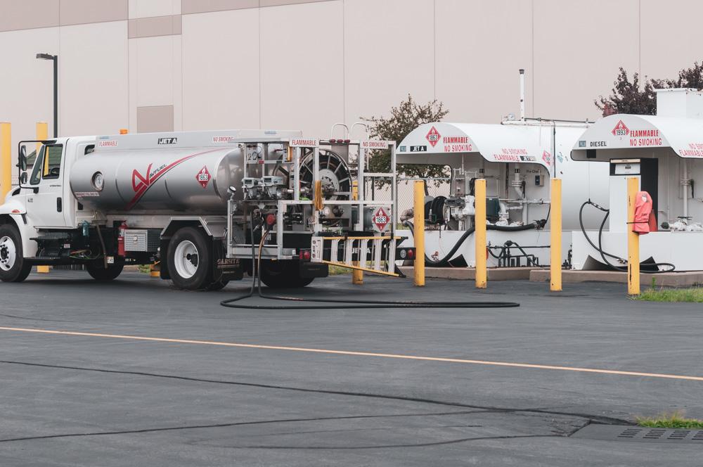 Fuel* - Jet-A $6.884 / gal100LL $6.90 / gal