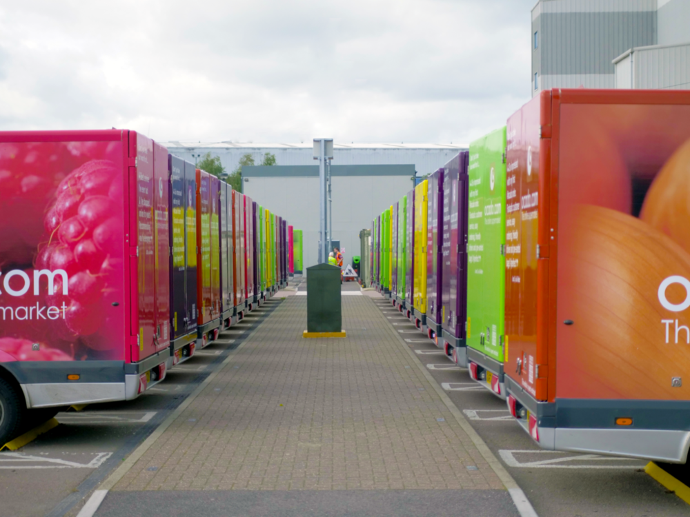 The new Service Delivery building is situated in one of the busiest areas of our Customer Fulfilment Centre (CFC) in Hatfield