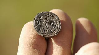 Wax seal Stamp dating from 1700s to 1800s found By Lance. With Mercury, the snake staff and a ships anchor. Most Likely a Merchants Stamp.