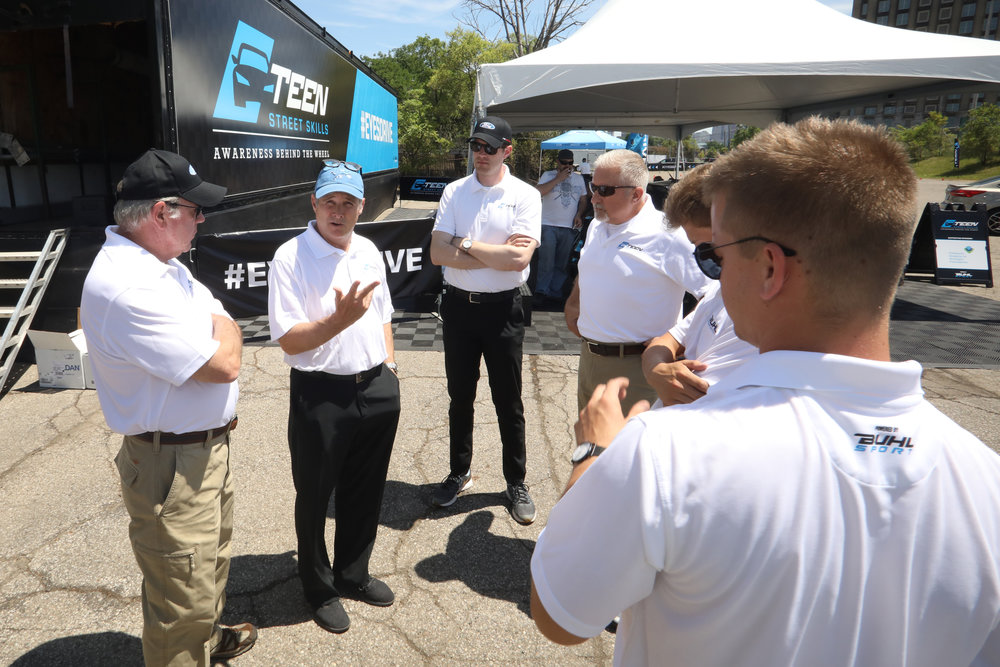 racing4detroit team - With their investment into the Teen Street Skills program, Program sponsors and Activity sponsors alike will join the Racing 4 Detroit Team. Benefits of membership in this elite Race Team include recognition inside THE FACTORY at Corktown, which is the headquarters for the Racing 4 Detroit team activities. Activities include:Full operational race garage for the Racing 4 Detroit Global Rallycross CarRacing memorabilia from Indy 500 and Robbie Buhl's race teamsRacing simulators and racing slot trackAnother benefit to being a member of the Racing 4 Detroit team is your logo's placement on the Racing 4 Detroit Race Car. Not only will this car be racing on the Global Rallycross racing circuit in 2017, but it will be used extensively in promotional events and will provide additional visibility for your brand.