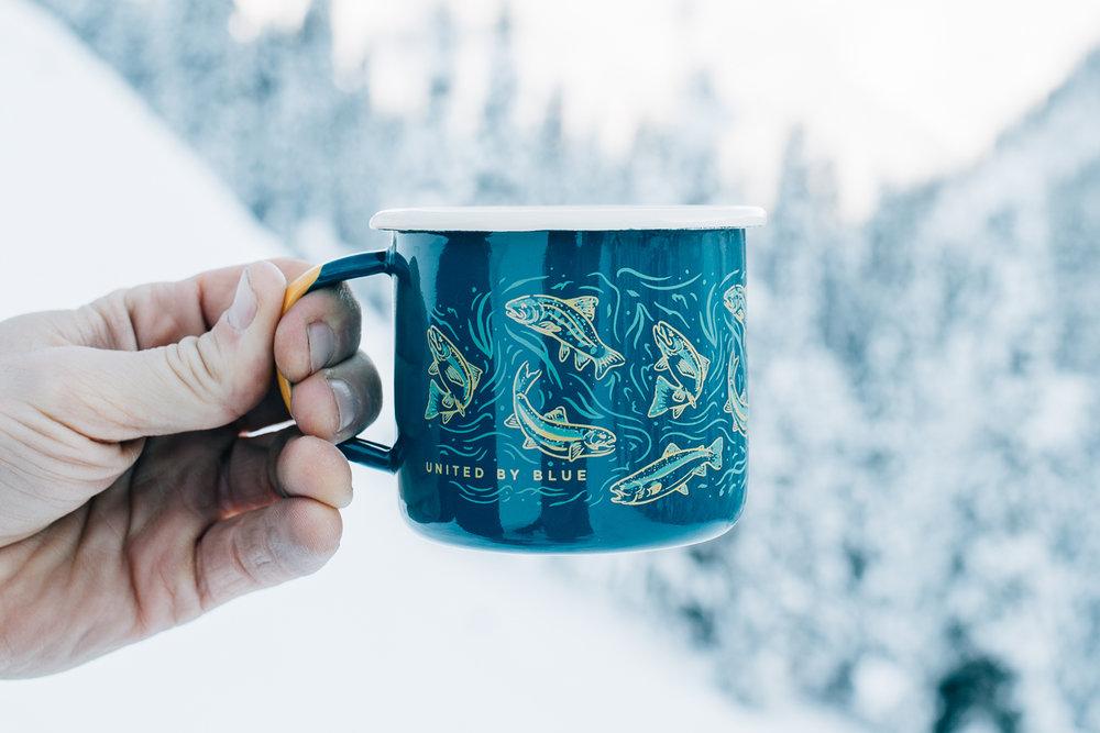 United By Blue Upstream Mug