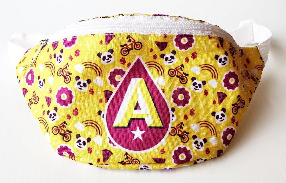 Austin Beerworks Super Awesome Fanny Pack