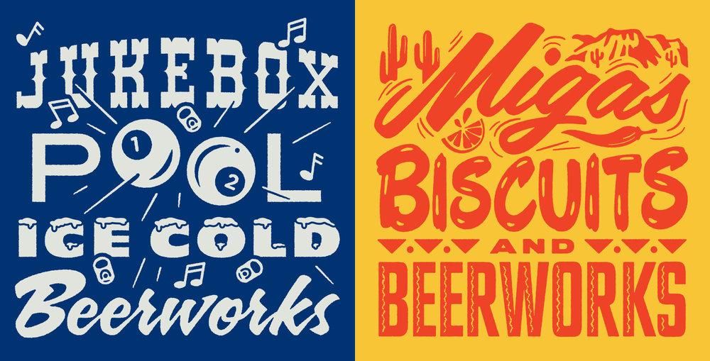 Austin Beerworks Heritage Account Koozies