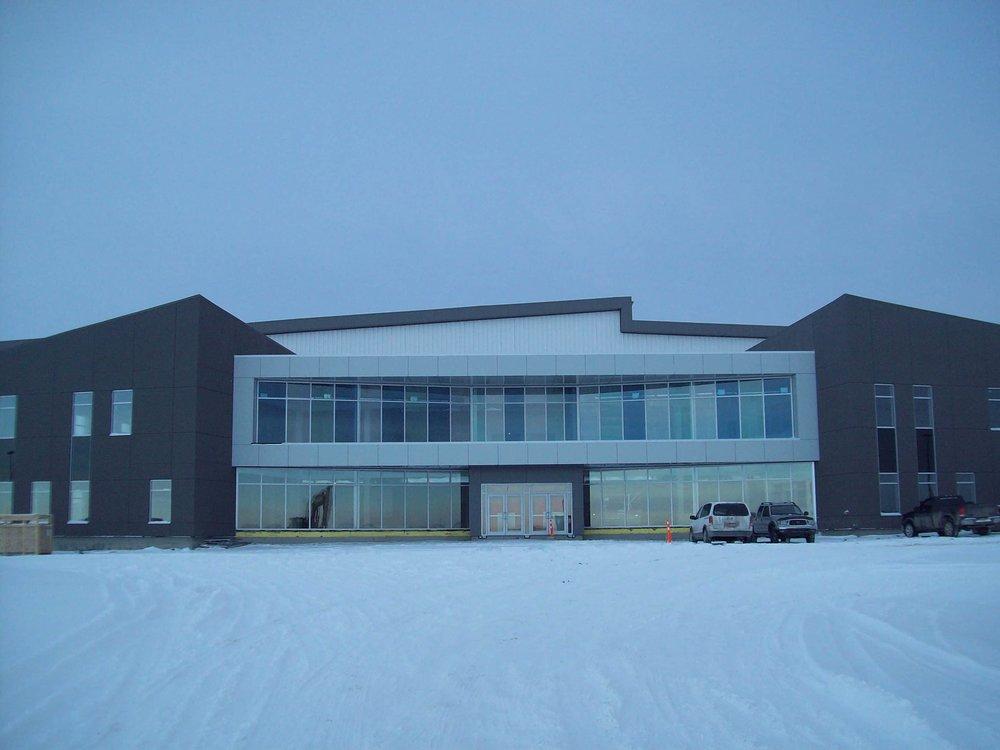Okotoks Fieldhouse