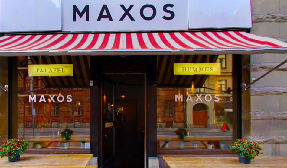 Maxos serves the BEST falaffel in Stockholm    maxos-kungsholmen.se