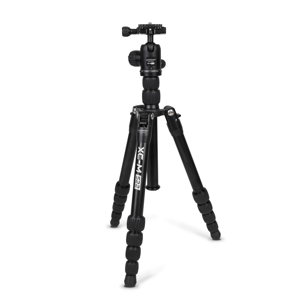 XC-M 522 ALUMINUM - BLACK   $149.95