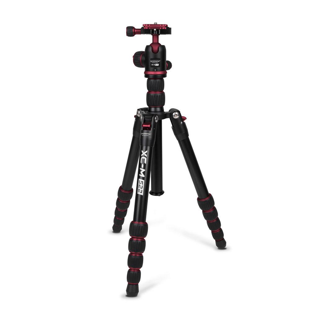 XC-M 522 ALUMINUM - RED   $149.95