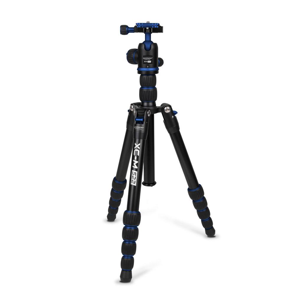 XC-M 522 ALUMINUM - BLUE   $149.95