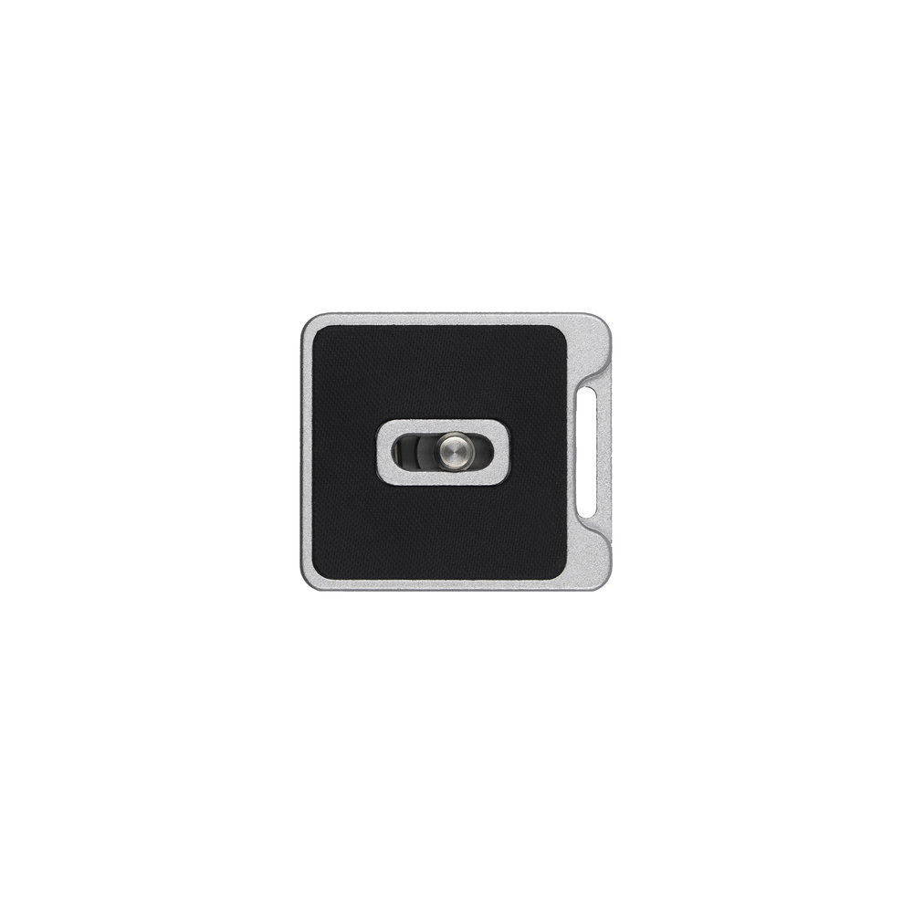 XC-MH QUICK RELEASE PLATE - SILVER   $19.95