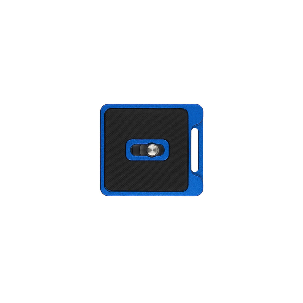 XC-MH QUICK RELEASE PLATE - BLUE   $19.95