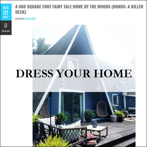 Insiem House - Press - Dress Your Home
