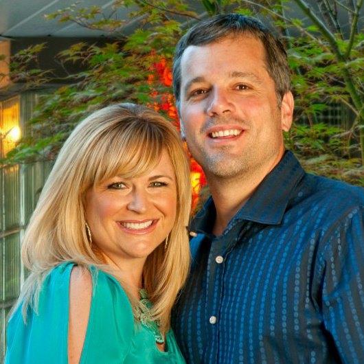 Kristen and Tony Burris