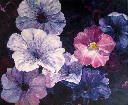 Violet Profond