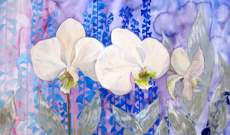 Alice's Orchids - 2017