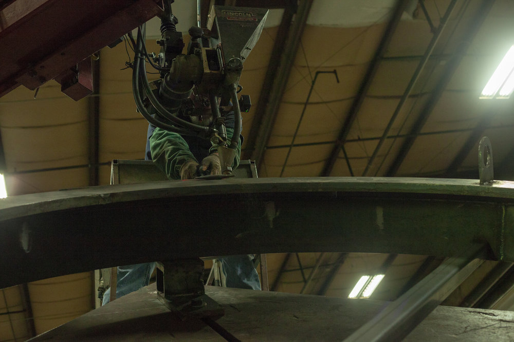 subarc welding