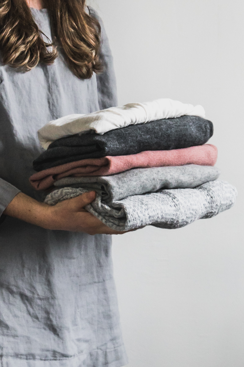 My own story of embracing the luxury of living with less and becoming a professional organizer | Melissa Keyser,