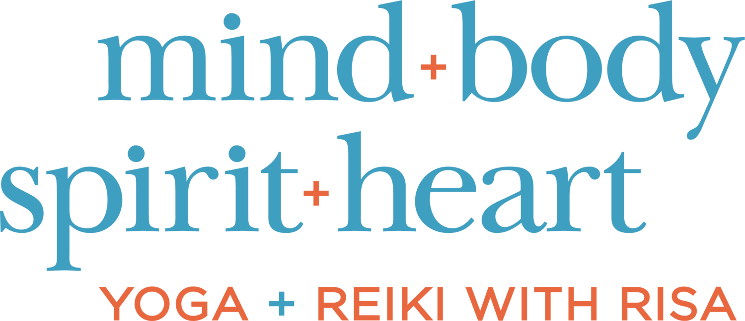 Yoga + Reiki with Risa