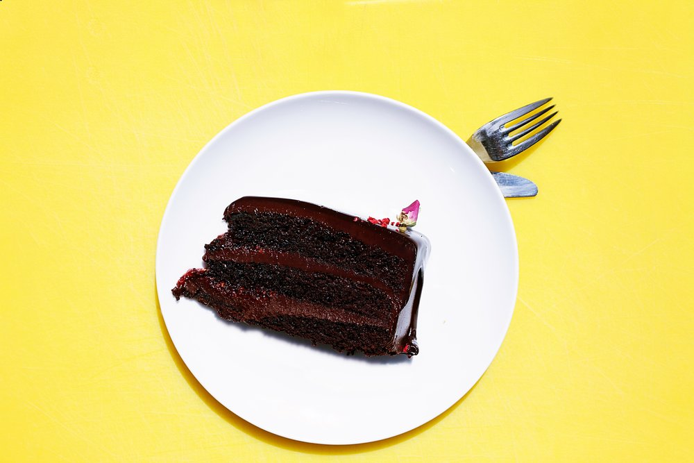 TO MAKE THE BEST CAKE, YOU NEED THE BEST INGREDIENTS. -