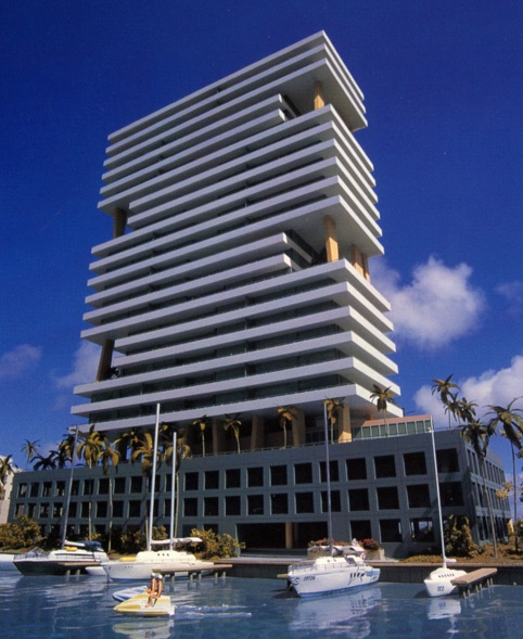 Residential Building | Miami Beach, FL | Architect: Arquitectonica