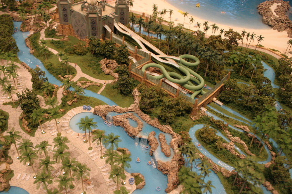 Atlantis | Bahamas | Developer: Sol Kerzner
