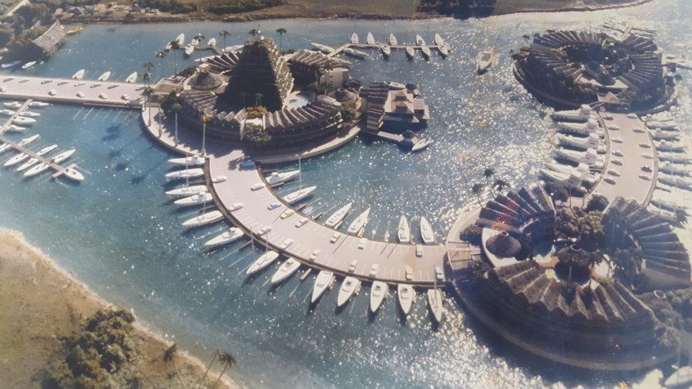 Marina Polynesia   | Venezuela | Architect: Alberto Espinal