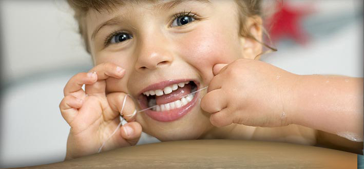 Five Flossing Facts from a pediatric dentist