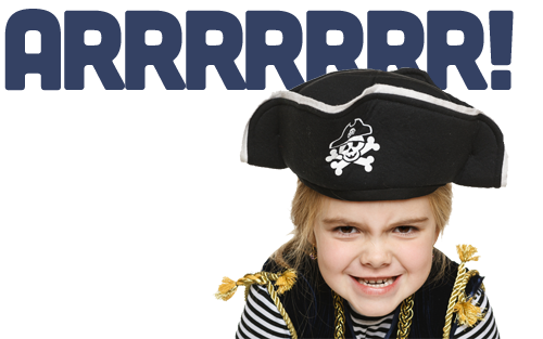 Pirates and Bad Teeth