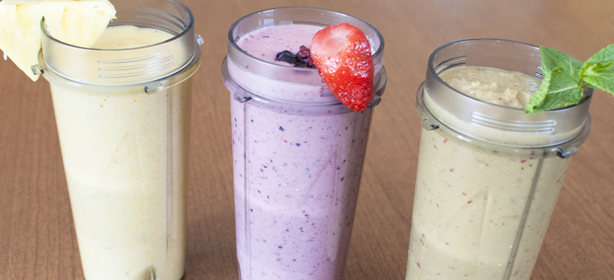 Tooth Healthy Smoothies