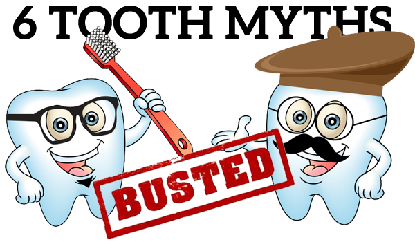 tooth myths busted