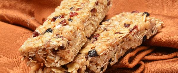 sugar hidden in granola bars