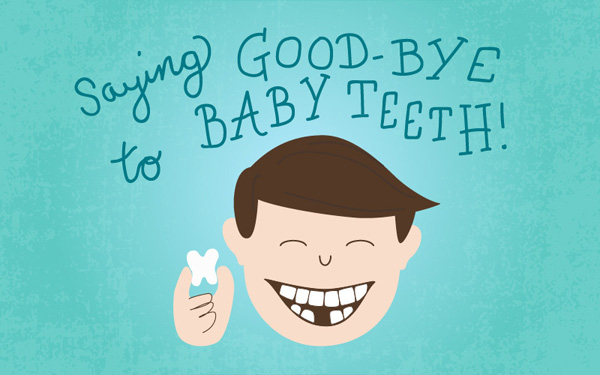 when to expect baby teeth to fall out