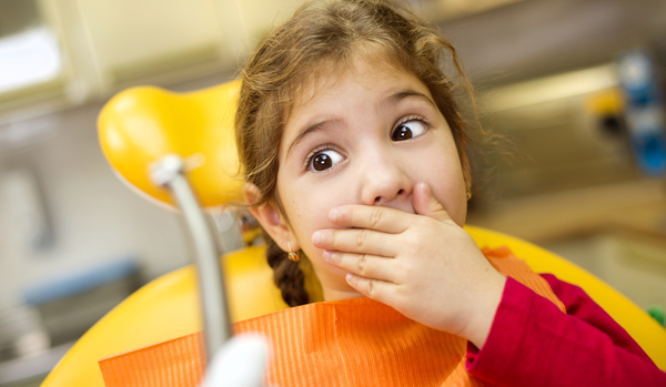 my child is afraid of the dentist
