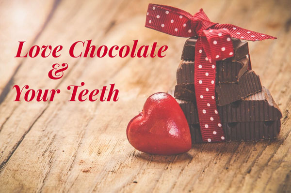 chocolate and kids teeth
