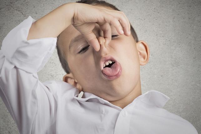 fix bad breath
