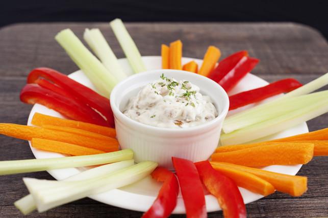vegetables dip