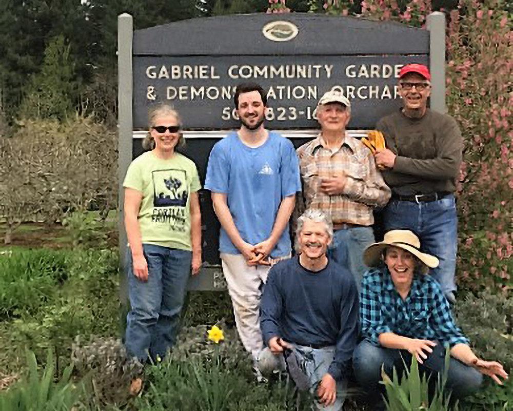 Gabriel Community Orchard - Southwest Portland