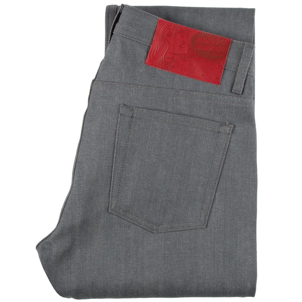 grey Selvedge - Super Guy / Weird Guy / Easy Guy