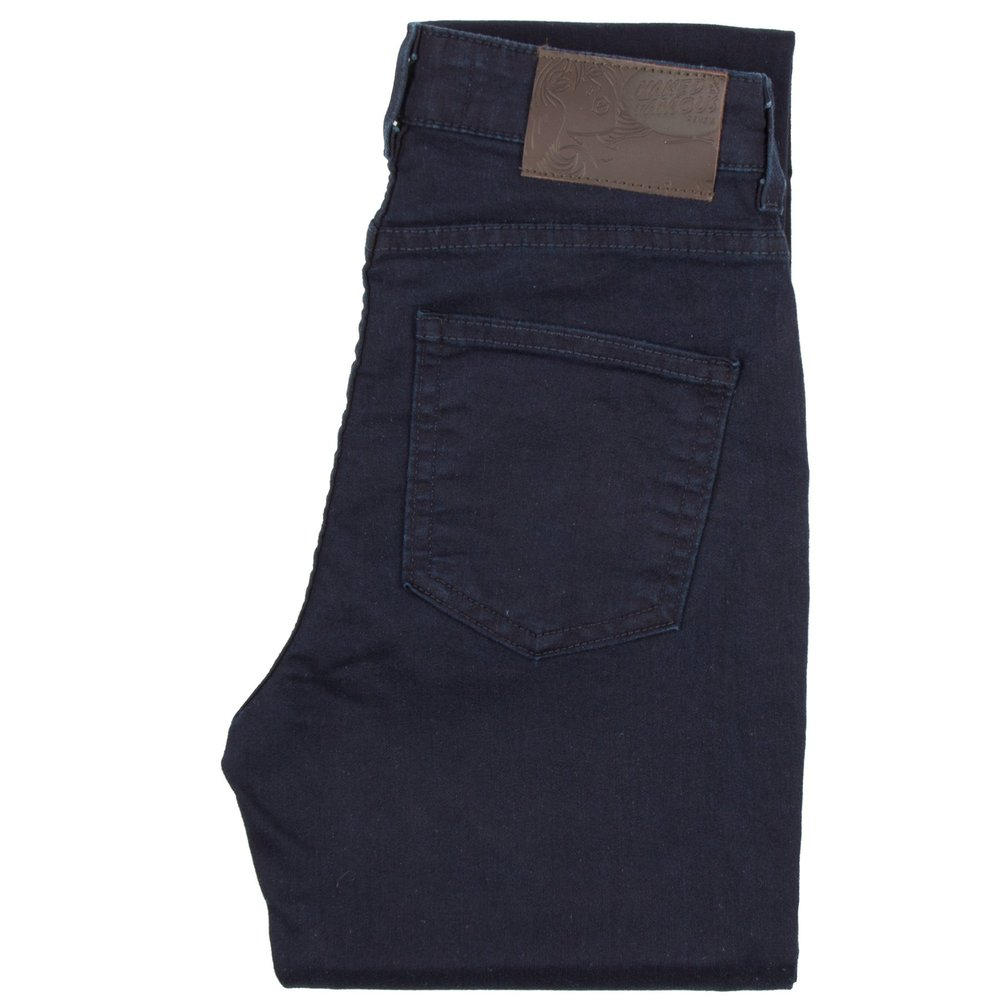LIGHTWEIGHT INDIGO SUPER STRETCH - High Skinny