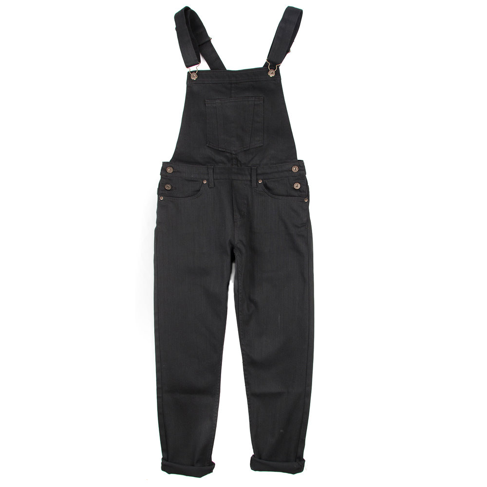 BLACK POWER-STRETCH - Overalls