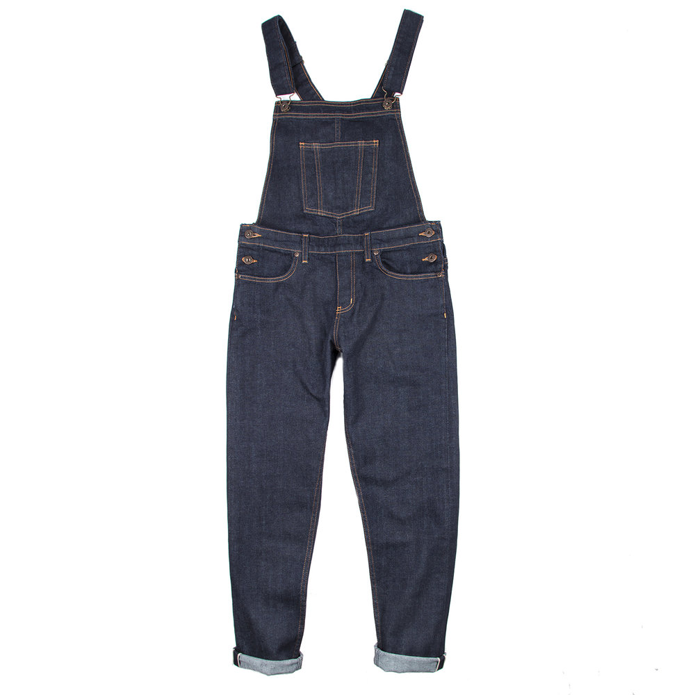 11oz STRETCH SELVEDGE - Overalls