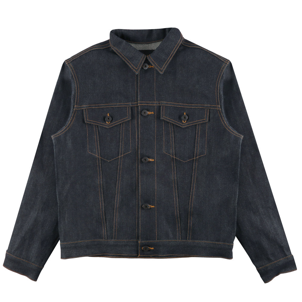 GUARDIAN SELVEDGE - Denim Jacket