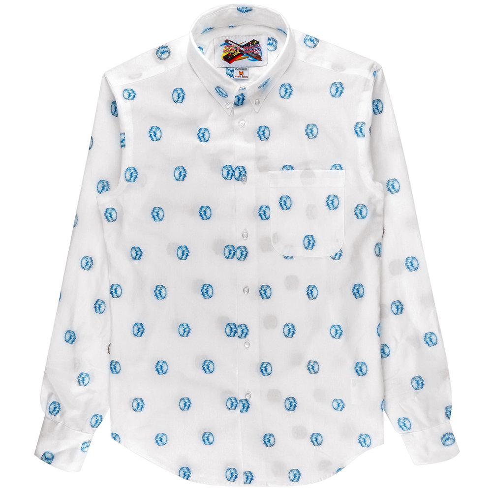 Hadoken Jacquard Shirt -