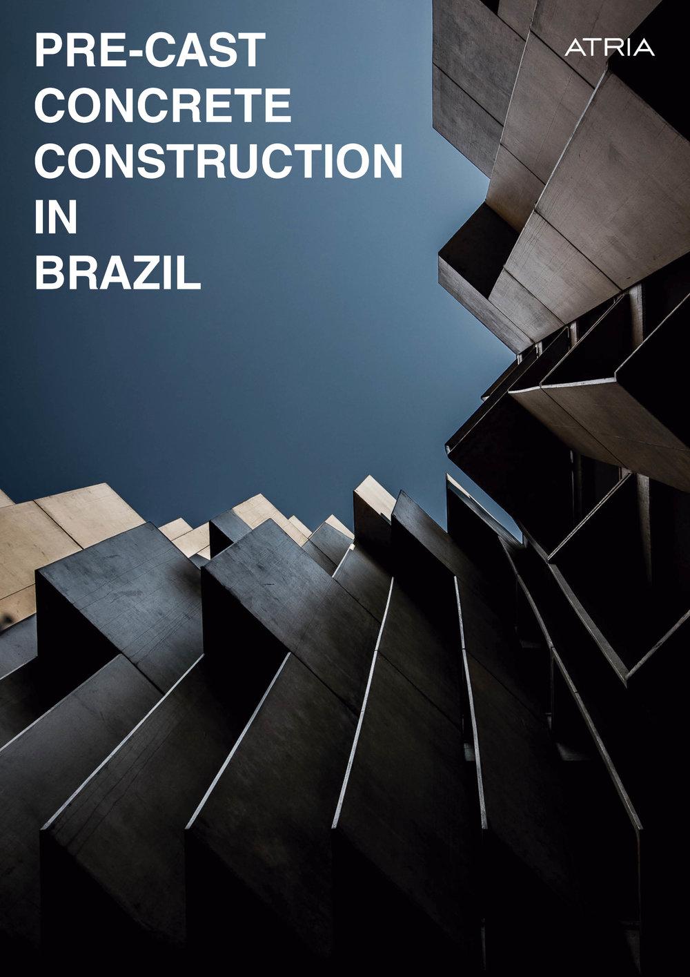 Pre-cast Concrete Construction in Brazil.    download →