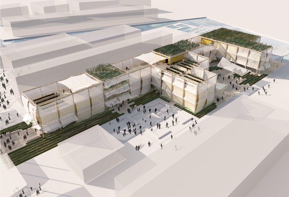 Expo Milan 2015 - Brazilian Pavilion →
