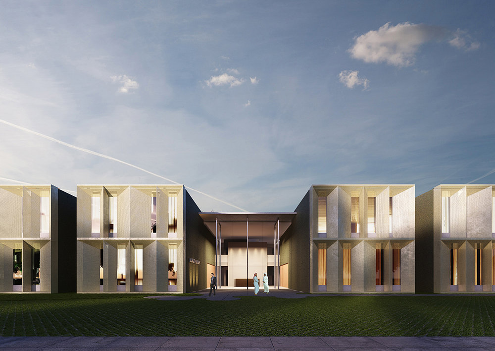 Kuwait Embassy Complex , Brasilia     learn more   →