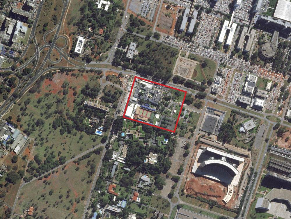 USA Embassy in Brasilia →