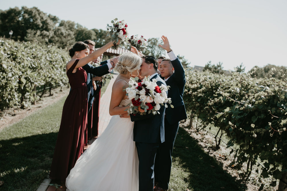 VILLA BELLEZZA WISCONSIN WEDDING