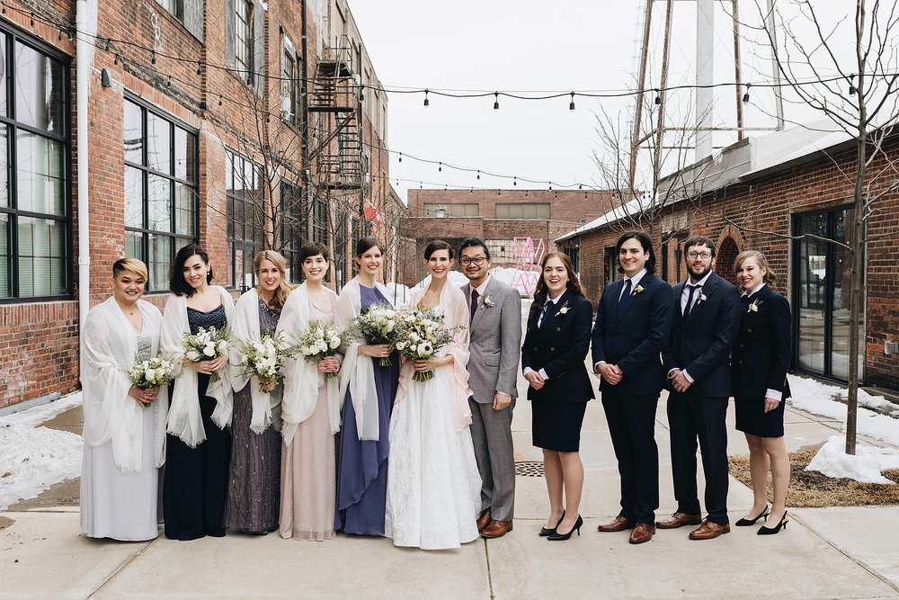 Amanda & Rambo married 3/10/18 at Paikka | Photography    Nylon Saddle