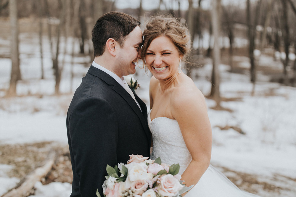 Madison and Tony married 3/24/18 at | Photography by    Russell Heeter