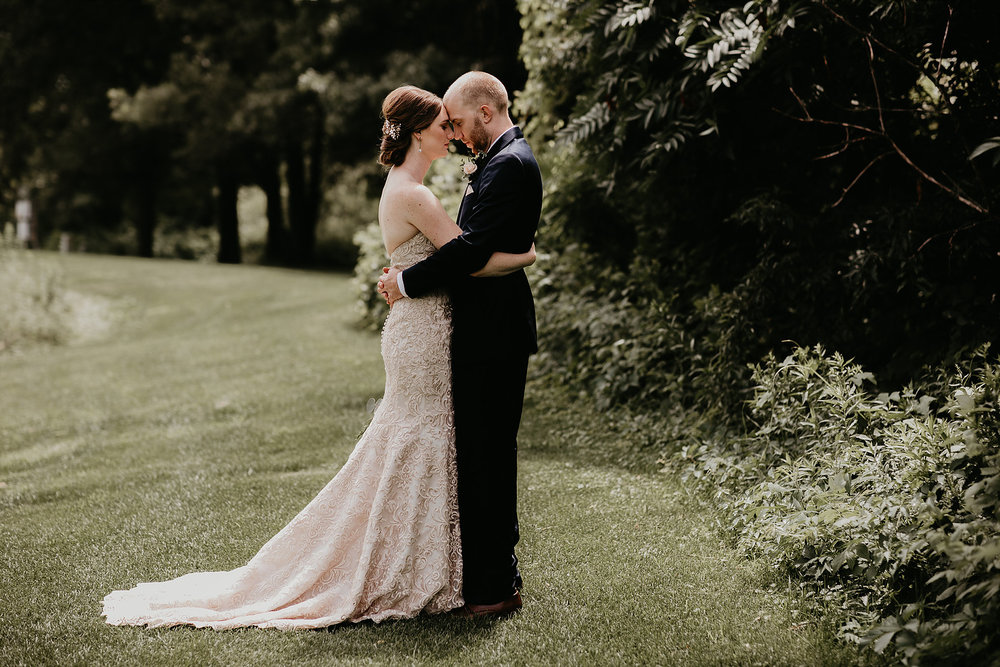 Camra & Scott Married 7/20/18 at Bunker Hills | Photography by    Sophisticated Grace